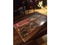 Risk: The Game Of Strategic Conquest Board Game NEW UNOPENED (still in plastic package)