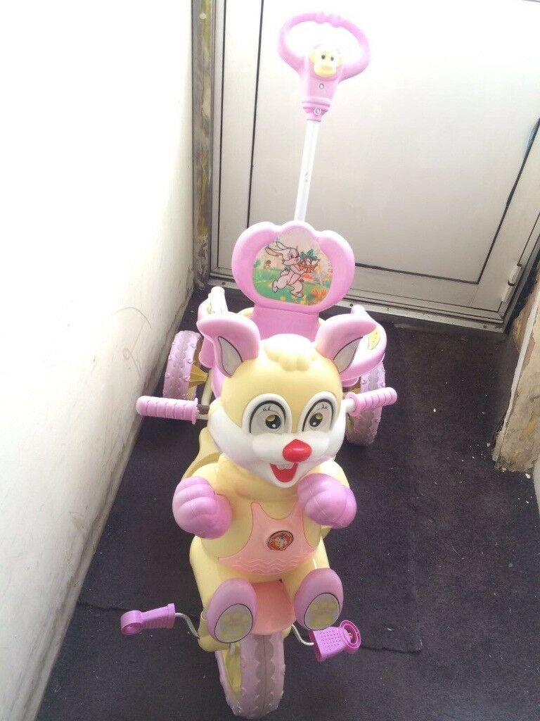 Girls Tricycle for salein Walthamstow, LondonGumtree - Girls tricycle for sale in full working condition it is also in a clean condition for more information call me on 07462258508