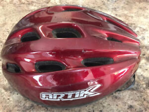 Helmet for bicycle and Skateboard