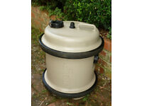 aquaroll water carrier for caravan camper van