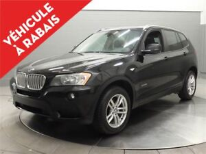 2013 BMW X3 EN ATTENTE D'APPROBATION
