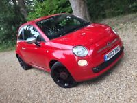 Rare 2013 Fiat 500 ReD STReeT Immaculate Condition Low Miles!!! Blue&Me Bluetooth