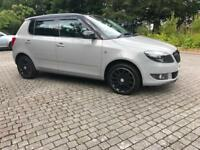 Skoda Fabia 1.2 12v ( 69ps ) Reaction 2013 63 Grey Black Roof Charcoal/Grey Trim