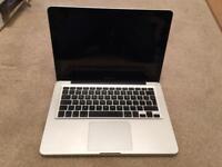 MacBook Pro (mid-2012) 2.5ghz i5, 10gb RAM, 120gb SSD