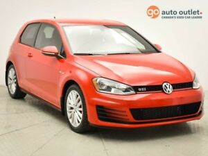 2016 Volkswagen Golf GTI 3-Door 2dr Hatchback