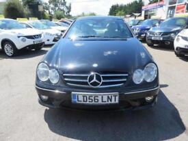 2006 Mercedes-Benz CLK 3.0 CLK320 CDI Sport 7G-Tronic 2dr