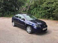 07 Seat ibiza 1.2 5dr 97k miles nov mot priced to sell £1295