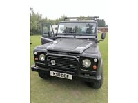 Landrover 90 Defender, Very good condition, 1 years MOT. Nice reg number