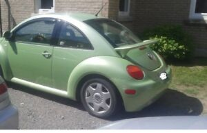 2000 Volkswagen New Beetle AUTOMATIQUE FULL EQUIPE Coupé s)