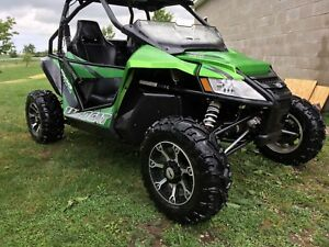 2013 Arctic Cat Wildcat 1000 H.O