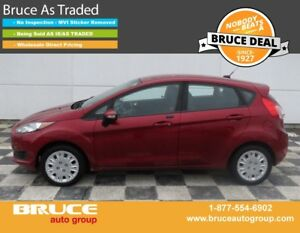 2014 Ford Fiesta SE 1.6L 4 CYL AUTOMATIC FWD 5D HATCHBACK