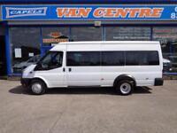 2012 FORD TRANSIT 430 SHR 17 SEATER BUS - 1 OWNER MINIBUS DIESEL