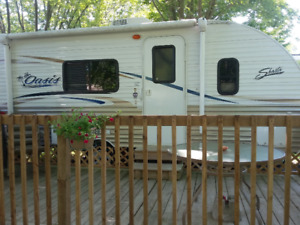 Forest River Shasta 18 ft Trailer