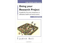 Doing your Reasearch Project (4th Edition) by Judith Bell