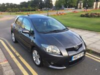 2007 TOYOTA AURIS 2.0 DIESEL FULL TOYOTA SERVICES HISTORY