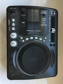 American audio CDI/300 CD player MP3 player for sale