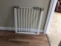 Lindam child's safety stairgate