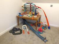 Huge Hot Wheels Playset Job Lot - Ultimate Garage