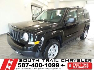 2016 Jeep Patriot Sport - CALL ROGER @ (587)400-0613