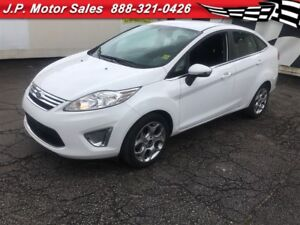 2011 Ford Fiesta SEL, Automatic, Heated Seats, Only 79,000km