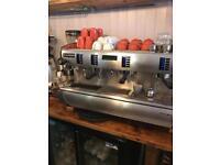 Commercial coffee machine rancilio classe 10