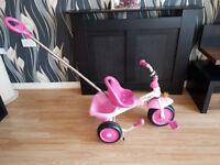 """trike """"Kettler Happytrike Princess Tricycle """""""