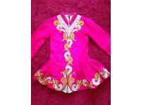 Stunning Taylor Irish Dancing Dress