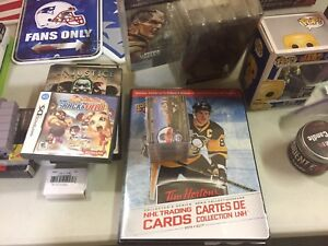 Tim Horton master hockey card set