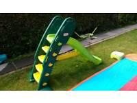 Giant Little Tikes Slide