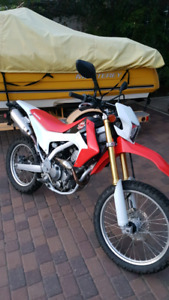 2014 Honda CRF250L REDUCED
