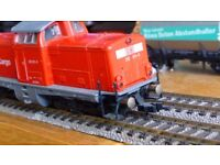 model train Fleischmann 4215
