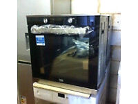 Single oven electric brand new warranty included sale on ovens PRP £359.99