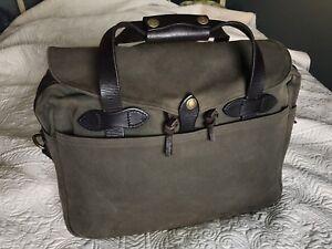 Filson computer briefcase