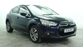 2011 Citroen DS4 DSIGN Petrol blue Manual