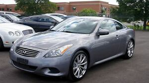 2009 Infiniti G37 COUPE *SPORT* 6 SPEED MANUAL * NAVIGATION *
