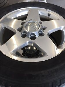 "2011-2016 20"" GMC Denali HD Wheels and Tires"