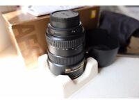 Nikon 17-55mm f2.8 G DX AF-S IF-ED