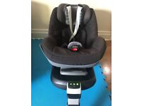 Maxi cosi pearl seat with family fix isobase