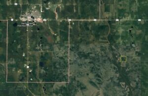 160 Acres Vacant Land in an Unorganized Township near Cochrane