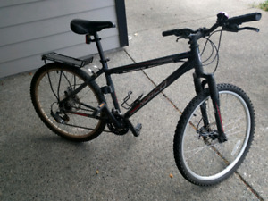 "17"" norco mountaineer bicycle"