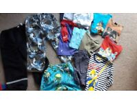 Bundle of clothes age 4-5 yrs old