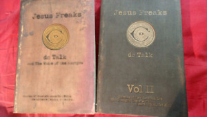 Jesus Freaks Volume 1 and 2 by dc Talk
