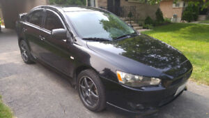 2010 Mitsubishi Lancer SE - Loaded, Original Owner