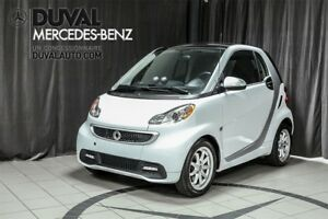 2015 smart fortwo Passion/TOIT PANORAMIQUE + GPS