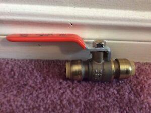 1/2 Shut off valve