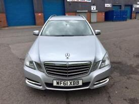 MERCEDES E CLASS 2011 61 IN STUNNING CONDITION