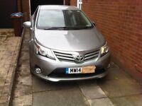Toyota Avensis Business Edition 2014