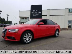 2013 Audi A4 2.0T | SUNROOF | NO ACCIDENTS
