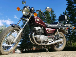Antique 1983 cm250 custom Honda! Trades?
