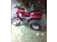 Apache Quad Bike for Sale